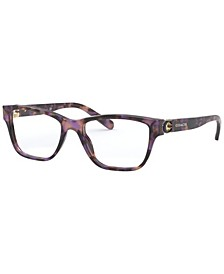 HC6154 Women's Rectangle Eyeglasses