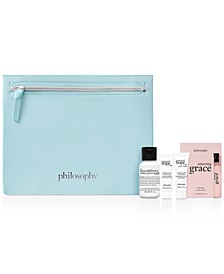 Receive a Free 5pc Gift with any $39 philosophy Purchase!