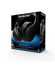 WHISPER NX Active Noise-Cancelling Headphones
