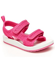 Toddler Girls Recycled Play Sandals