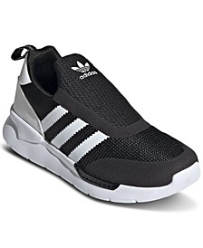 Little Boys ZX 360 Slip-on Casual Sneakers from Finish Line