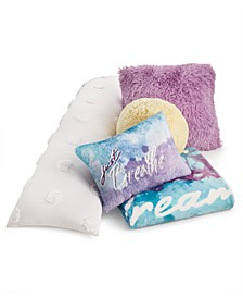 Decorative Pillows and Throws, Created for Macy's
