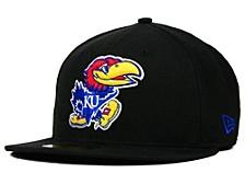 Kansas Jayhawks AC 59FIFTY Cap