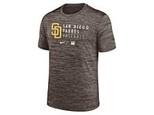 Men's San Diego Padres Velocity Practice T-Shirt