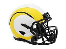 Los Angeles Rams Speed Lunar Eclipse Alt Mini Helmet