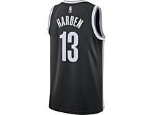 Brooklyn Nets Men's Icon Swingman Jersey - James Harden