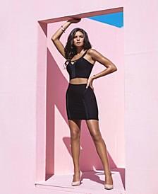 Mirage Bandage Mini Skirt