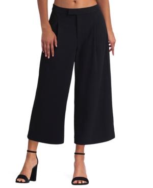 Women's Cropped Wide Leg Pant