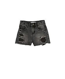 Big Girls Sunny Denim Shorts
