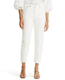 Women's 501 Cropped Skinny Jeans
