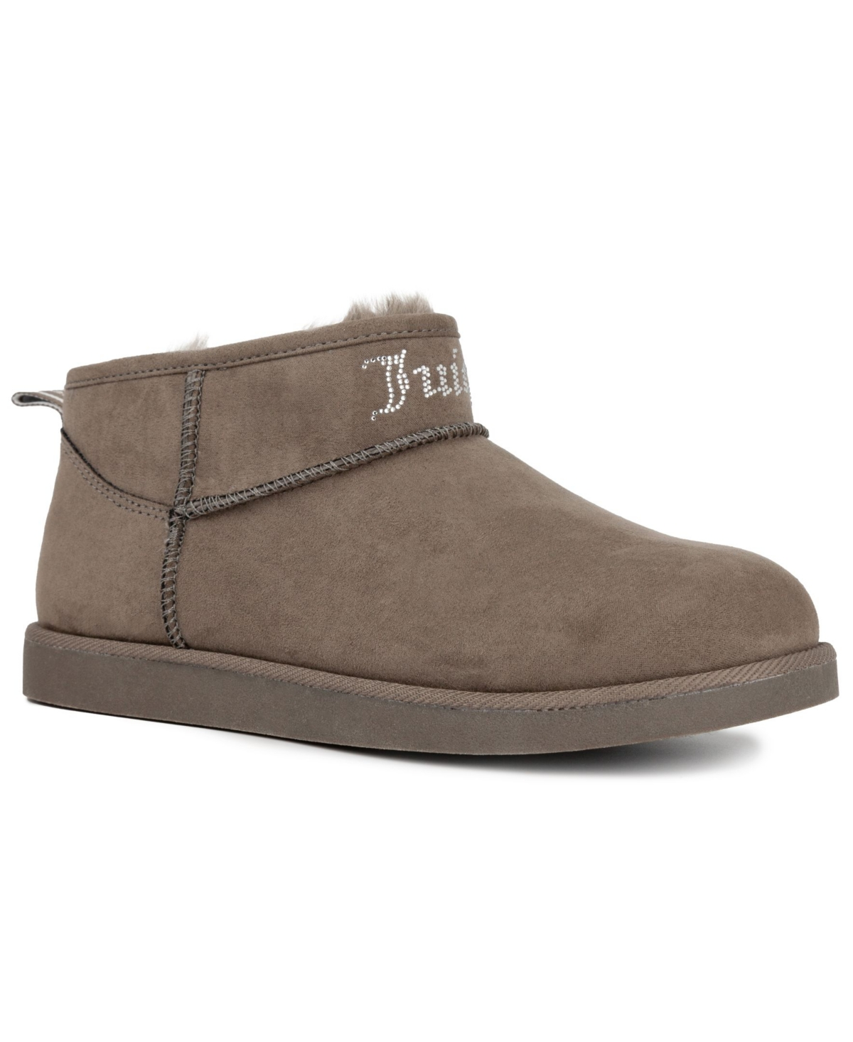 Juicy Couture Women's Kerri Cold Weather Ankle Boots Women's Shoes