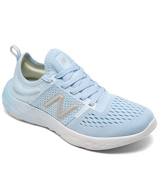 New Balance Women's Fresh Foam Sport V2 Running Sneakers from Finish Line & Reviews - Finish Line Women's Shoes - Shoes - Macy's