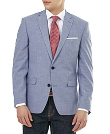 Men's Slim-Fit Solid Blazer, Created for Macy's