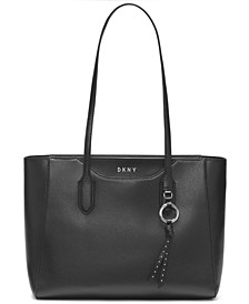 Leather Lola Tote