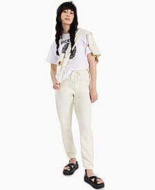 Cotton Jogger Pants