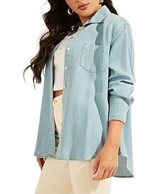 Pauleta Button-Up Shirt
