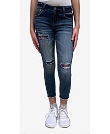 Big Girls Skinny Jeans