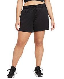 Plus Size Dri-FIT Attack Training Shorts
