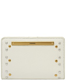 Liza Leather Multifunction Wallet