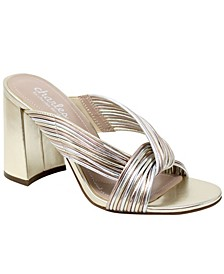 Women's Razzle Block Sandals