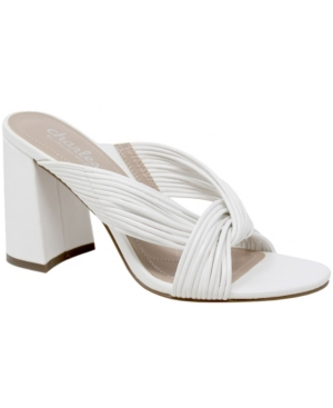 Women's Razzle Block Sandals Women's Shoes
