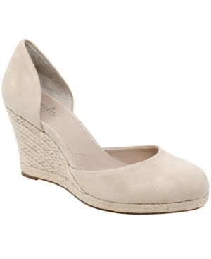 Charles By Charles David WOMEN'S SANTO WEDGE ESPADRILLE SANDALS WOMEN'S SHOES
