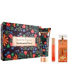 3-Pc. Enchanted Flora Gift Set