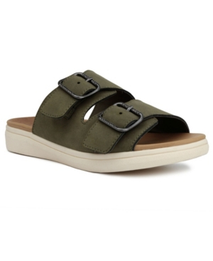 Women's Lorraine Buckle Sandals Women's Shoes