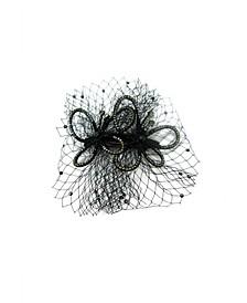 Women's Butterfly Net Barrette