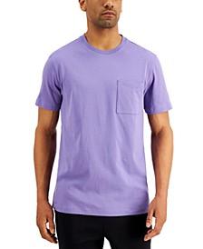 Men's Pocket T-Shirt, Created for Macy's