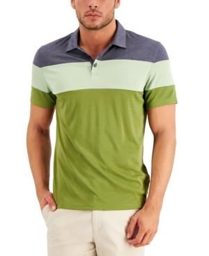 Men's Alfatech Colorblocked Polo