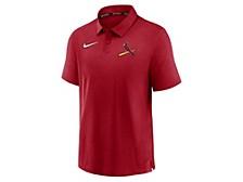 St. Louis Cardinals Men's Authentic Collection Flex Polo