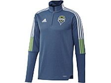 Seattle Sounders Men's Training Warm Pullover