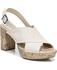 Lara Strappy Sandals