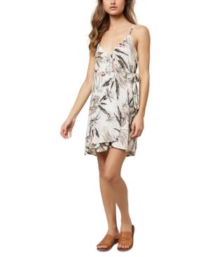 O'neill Juniors' Brandi Dress In Vanilla