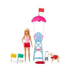 Barbie Lifeguard Playset