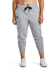 Plus Size Rival Fleece Jogger Pants