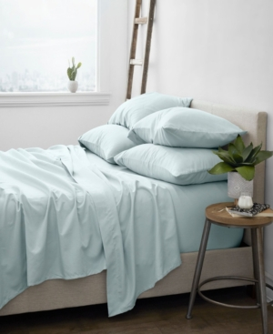 Ienjoy Home Home Collection Luxury Ultra Soft 6 Piece Solid Bed Sheet Set, Queen Bedding In Mint