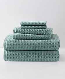 Northern Pacific Quick Dry Towel Set, 6 Piece