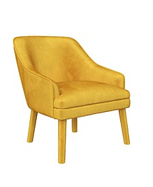 Effie Upholstered Accent Chair