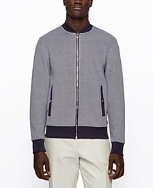 BOSS Men's Regular-Fit Knit Sweatshirt