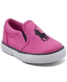 Toddler Girls Bal Harbour III Slip-On Casual Sneakers from Finish Line