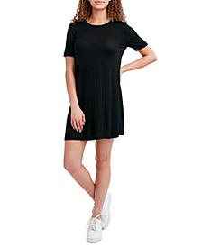 Easy Swing T-Shirt Dress
