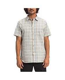 Men's Hammetts II Standard-Fit Plaid Shirt