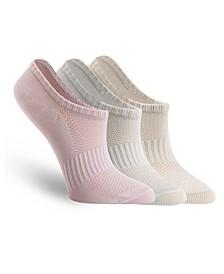 Women's Liner Socks, Pack Of 3