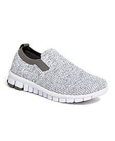 Nosox Big Boys Eddy Jr Memory Foam Dress Comfort Casual Sneaker Slip On Loafer
