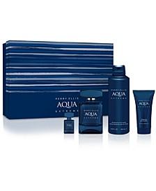 Men's 4-Pc. Aqua Extreme Eau de Toilette Gift Set
