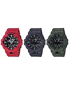 Men's Analog Digital Strap Watch
