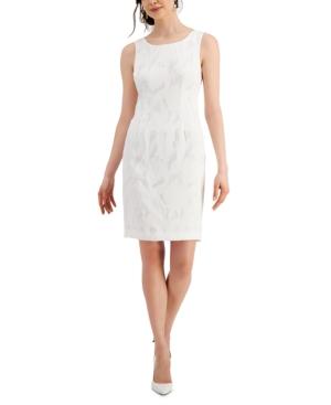 Sleeveless Texture Dress