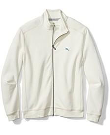 Men's Tobago Bay Textured Full-Zip Sweatshirt